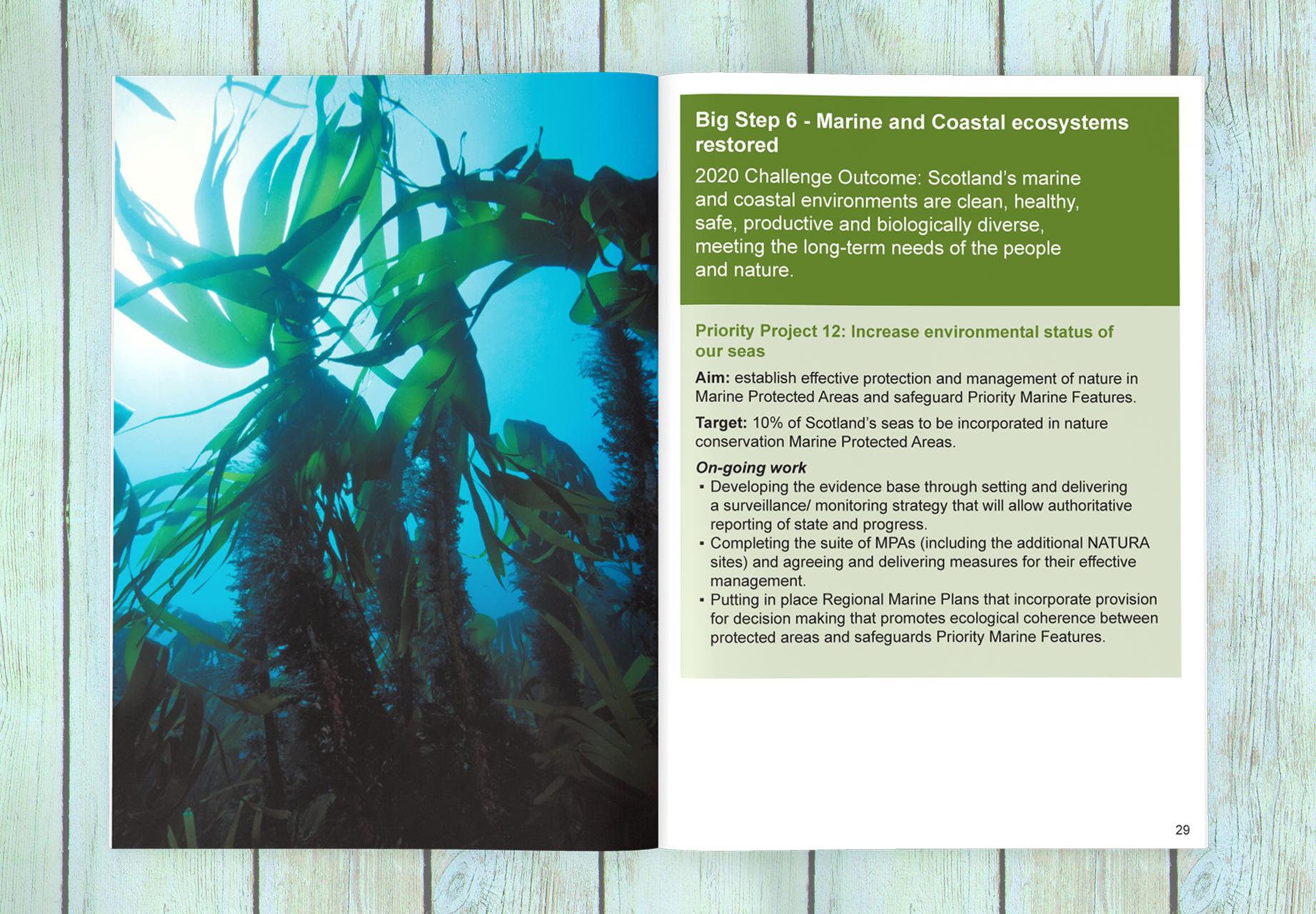Scotland's Biodiversity report