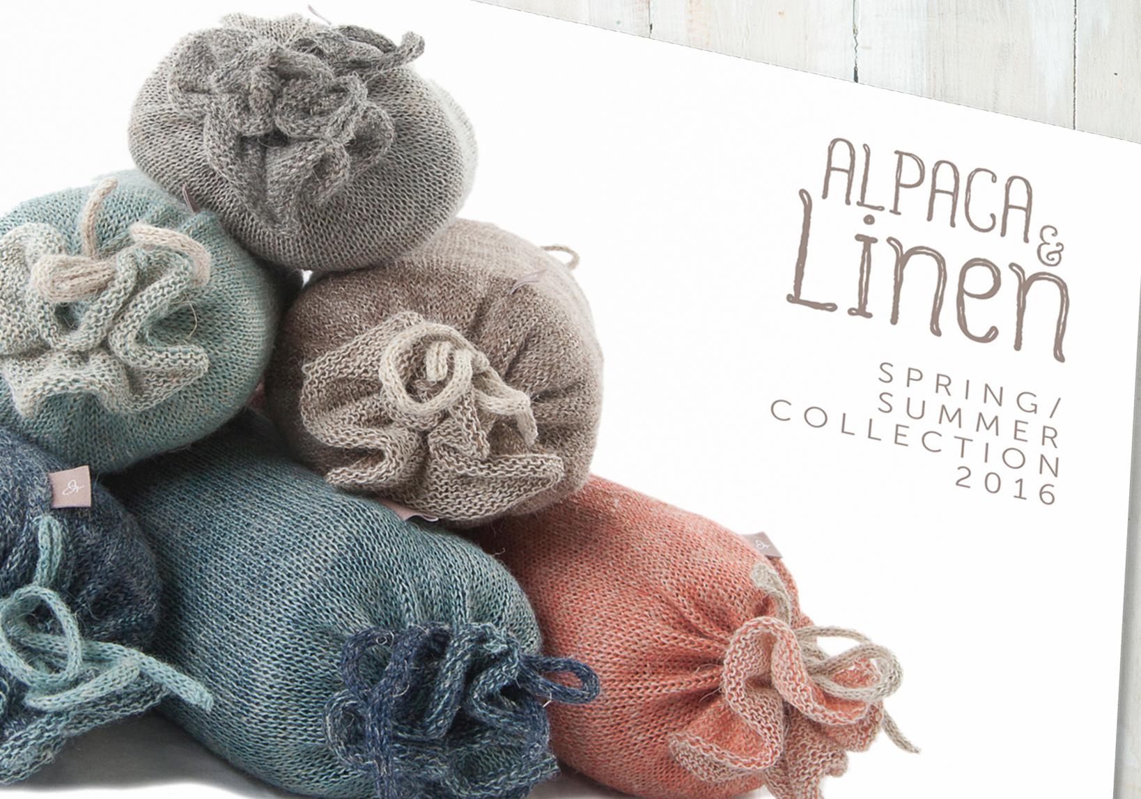 Alpaca & Linen booklet 2016